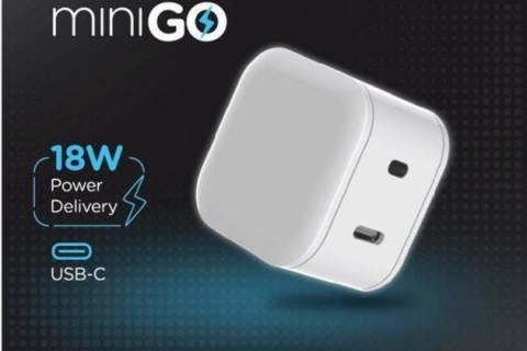 Sạc Nhanh Innostyle  USB-C PD 18W Minigo White Chính Hãng